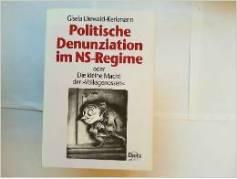 politische Denunziation