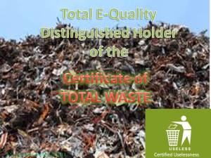 Total Waste