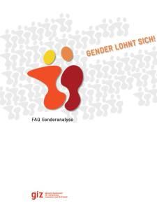 GIZ gender lohnt sich