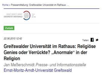 Greifswalder ekstase
