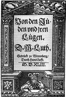 Luther On_the_Jews_and_Their_Lies