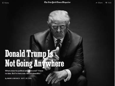 NYT Donald Trump