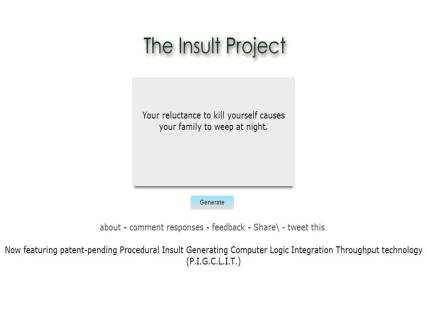 insult-project