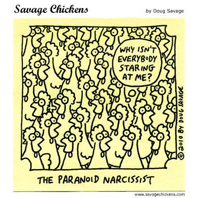 chickenparanoid