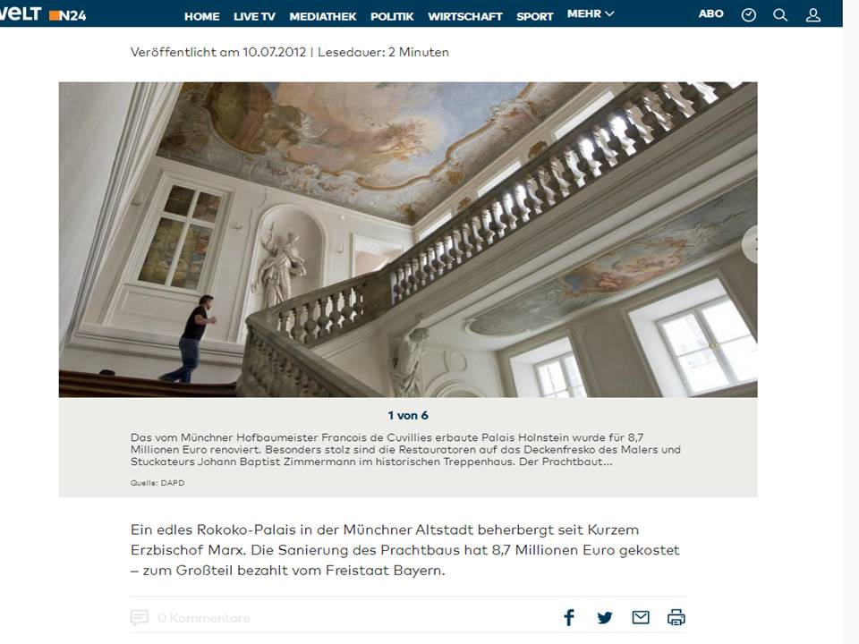 traditionelle katholische Websites