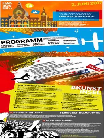 Hannover Demokratiefestival 1