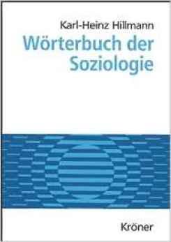 Soziologie Woerterbuch