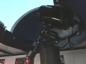 MOBS telescope is ready