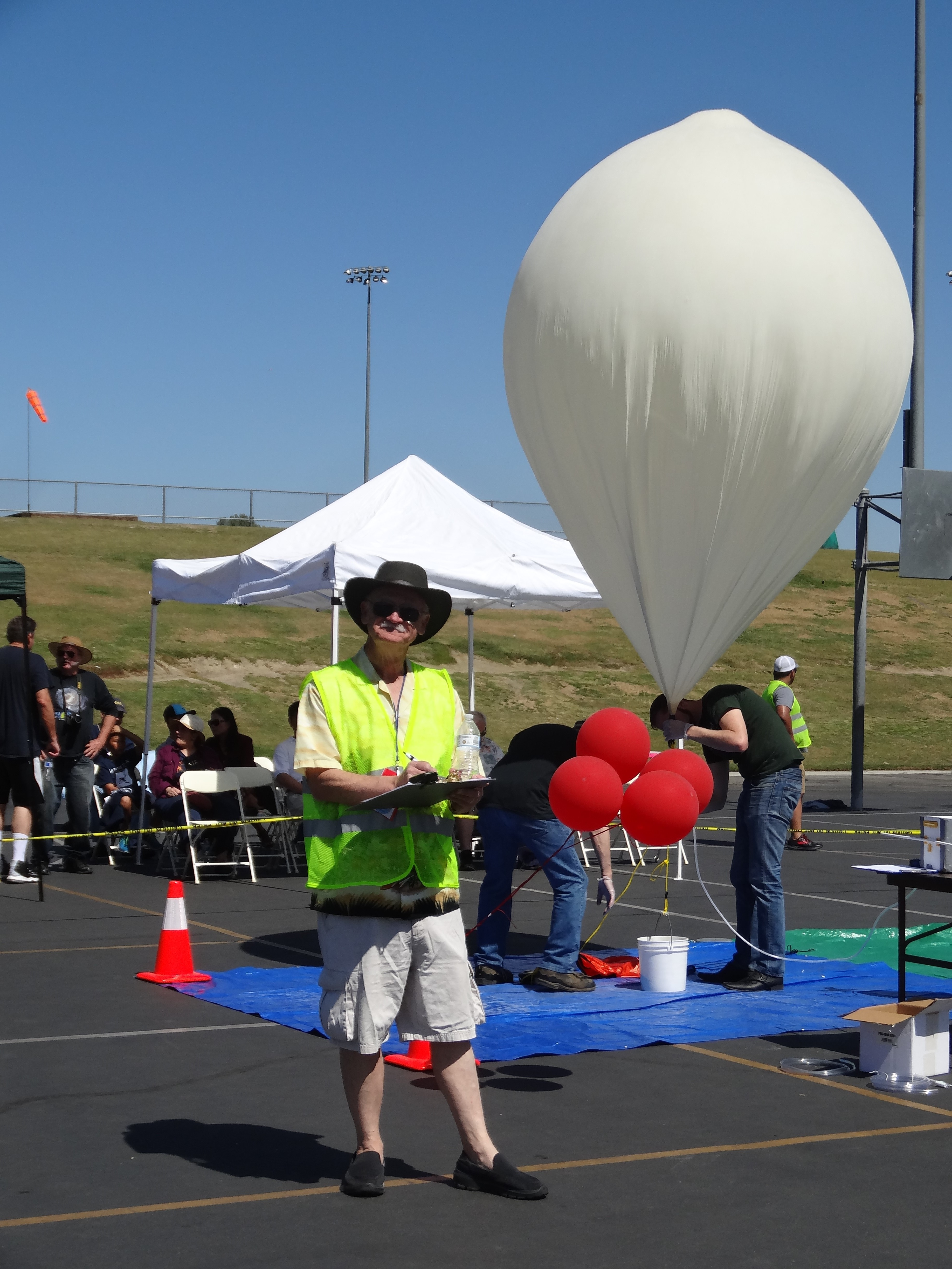 Science Heads' High Altitude Balloon STEM Program
