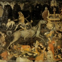 Triumph Of Death -- Fresco In Palermo, The Dance Of Death, & The Aragonese Kings Of Naples