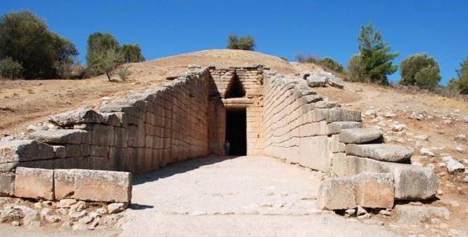 Mycenaean Tomb