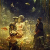 Mermaids -- Common Threads Of Mythologies & Folk-Stories From Around The World (Melusine, Merrow, Rusalkas, & Finfolk Of The Orkneys)