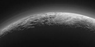pluto new horizon