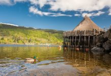 Scottish Crannog Centre Loch Tay