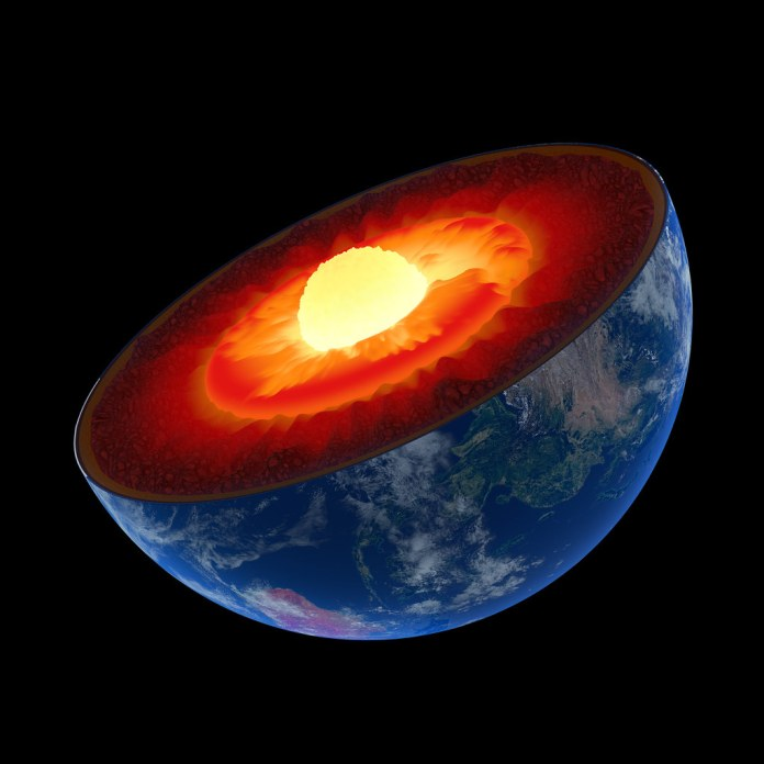 New study attempts to explain the mystery of inner core of Earth