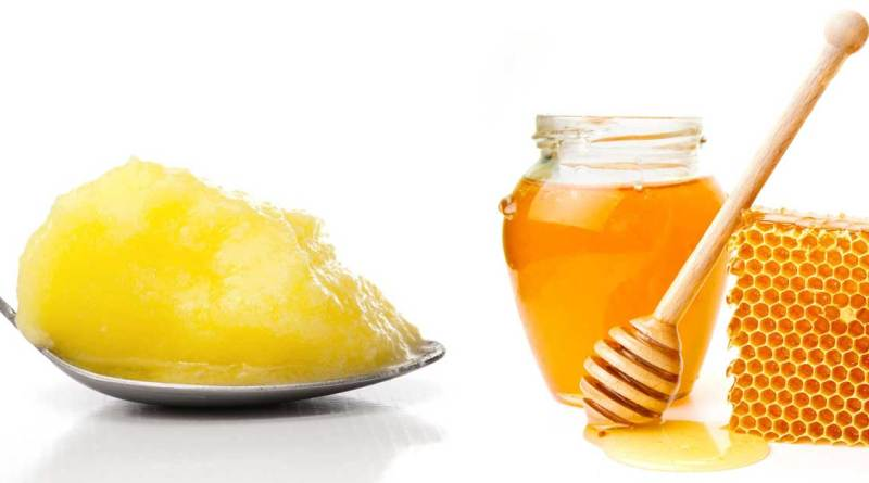 Honey with Ghee