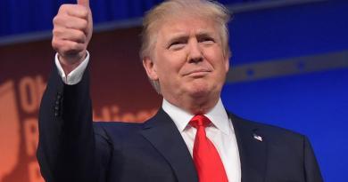 donald-trump be 45 president of USA