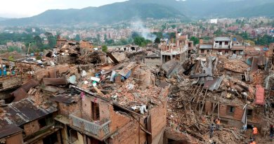 Eathquakes in Nepal