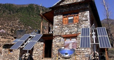 Solar Power in Nepal