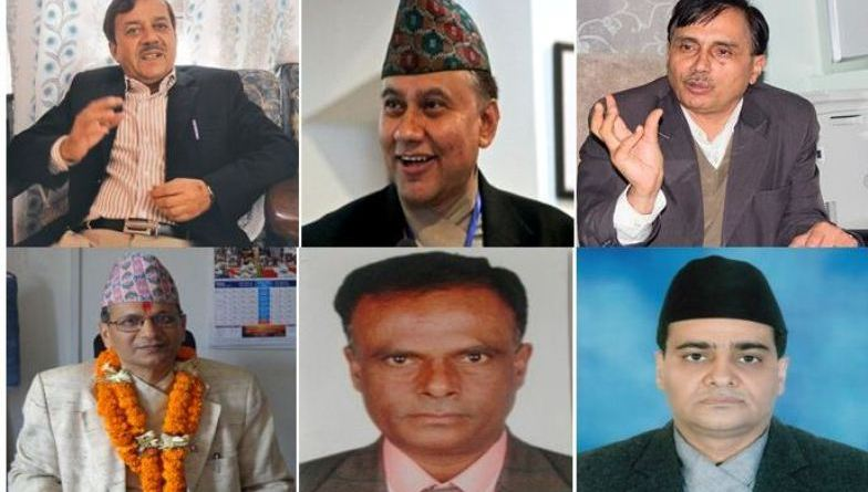 Secretaries of Ministry of Science and Technology of Nepal
