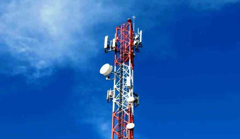 मोवाइल टावर