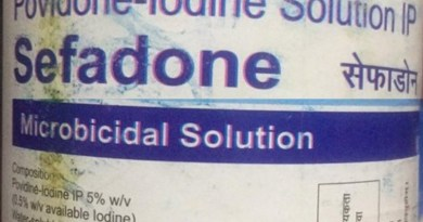 Povidone Iodine Solution
