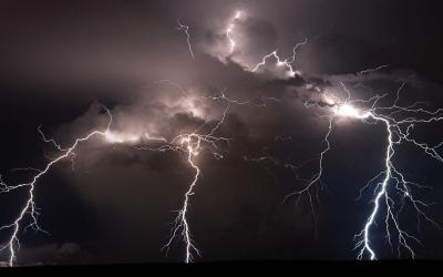 When Lightning Strikes – April 14, 2021