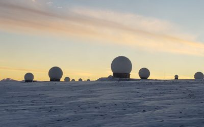 The World's Northernmost Satellite Station – June 2, 2021