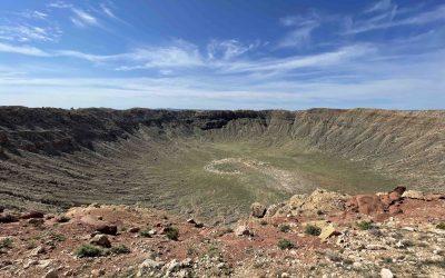 Meteor Crater – August 18, 2021