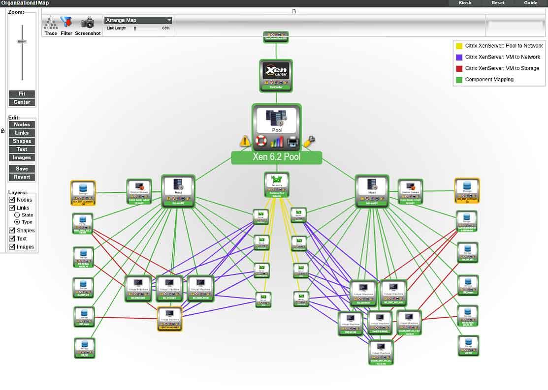 citrix netscaler diagram basic fishing boat wiring sciencelogic screenshot xencenter xenserver pool