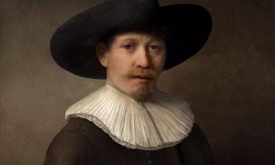 Jak by vypadal příští Rembrandtův obraz? (c) Microsoft