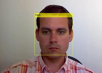 detekce obličeje