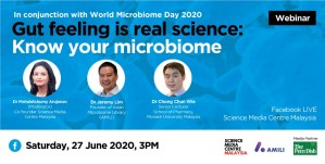 Know your microbiome webinar