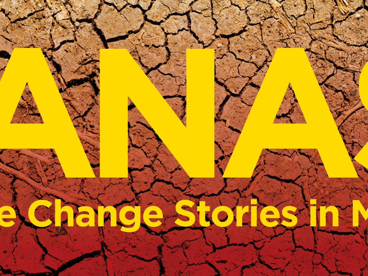 PANAS! Climate Change Stories in Malaysia' project 2021