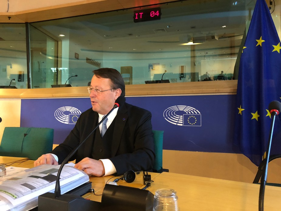 Paul Rübig First Vice-Chair of STOA