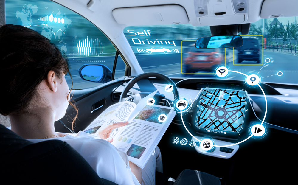 Autonomous cars : will roads be safer if algorithms replace human drivers?