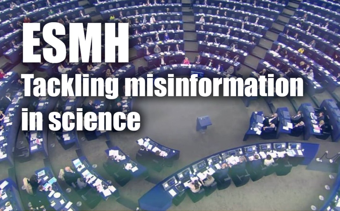 ESMH tackling misinformation in science thumbnail article