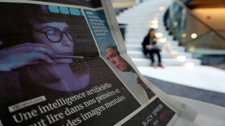 Une intelligence artificielle peut lire dans nos pensées et génerer des images mentales