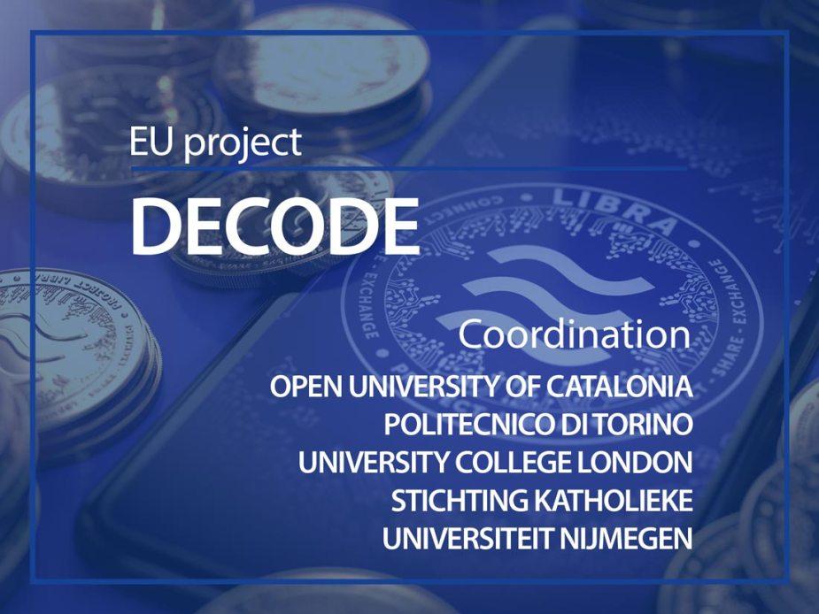 Decode EU project
