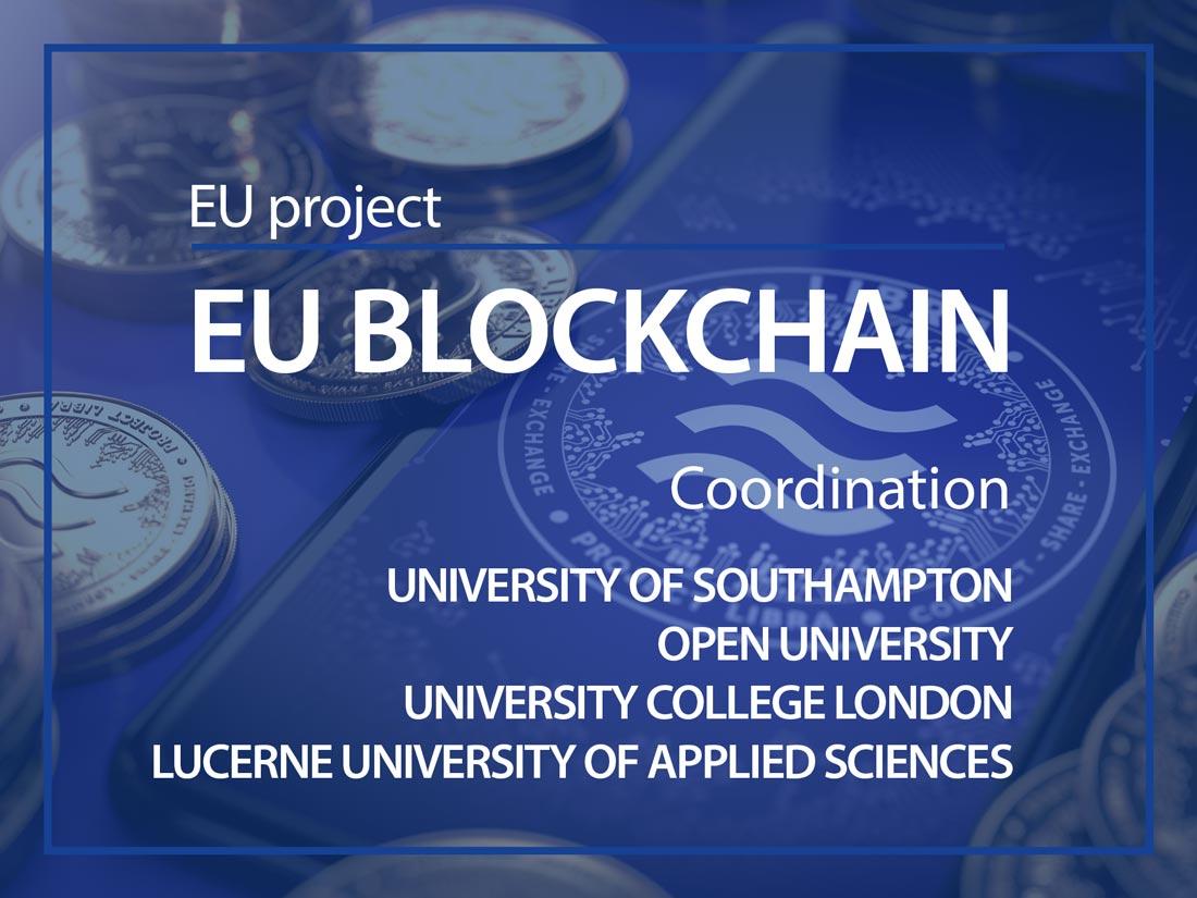 EU Blockchain Observatory & Forum EU project