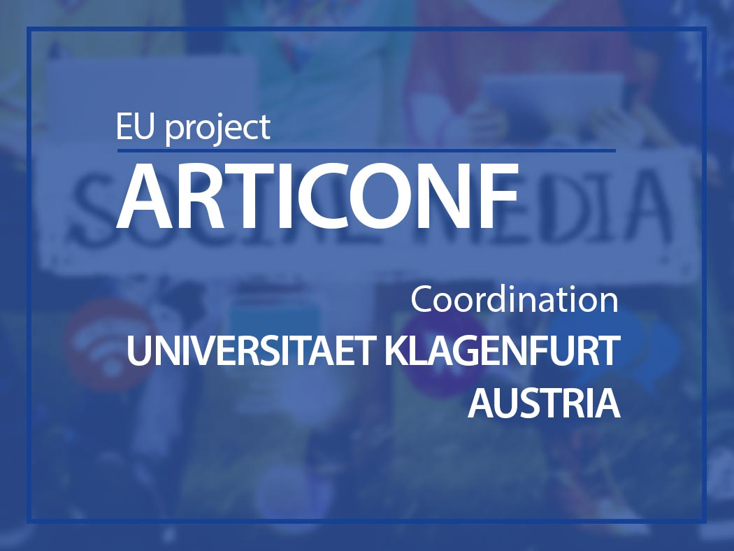 EU project : ARTICONF