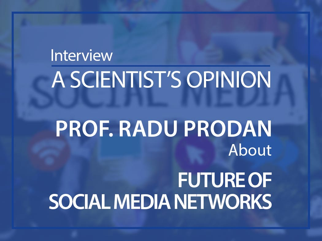 A scientist's opinion: Interview with Radu Prodan
