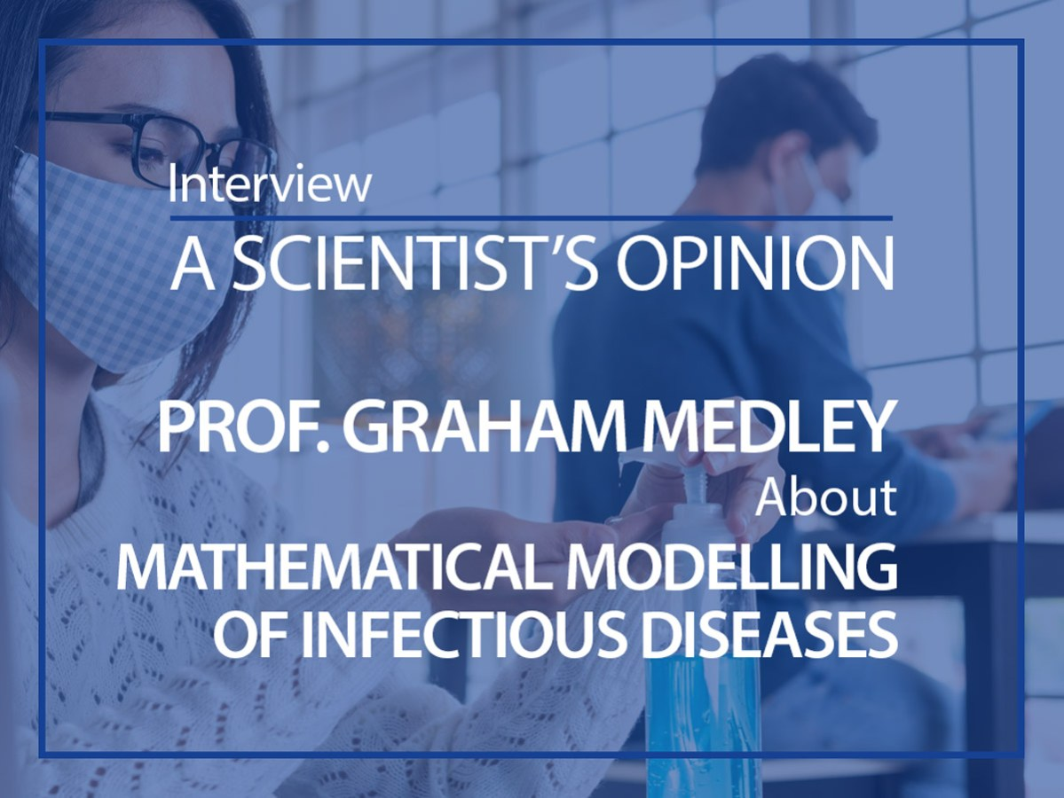Graham Medley interview