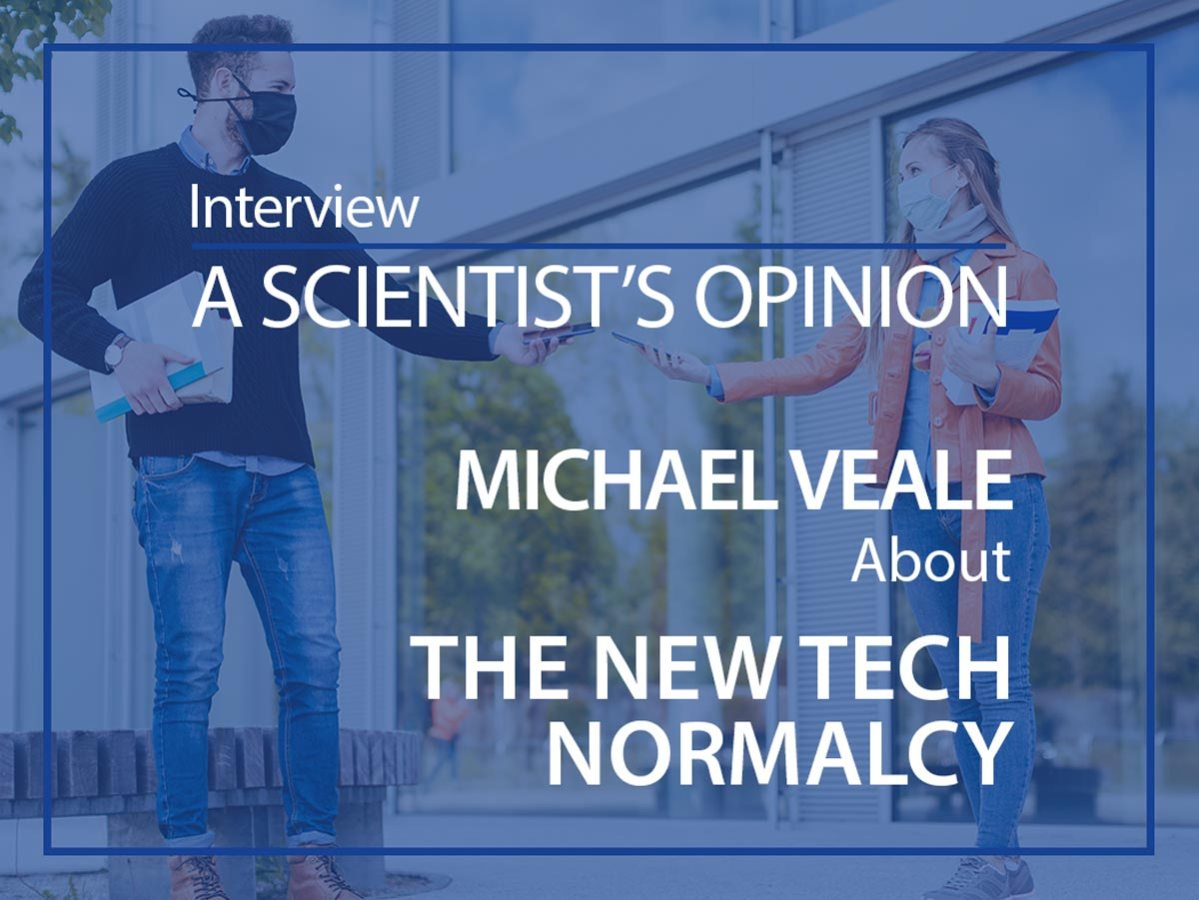 Michael Veale interview