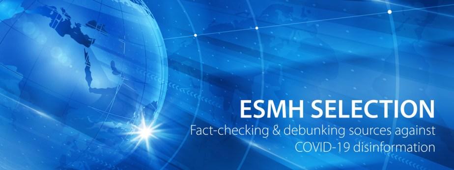 ESMH against disinformation