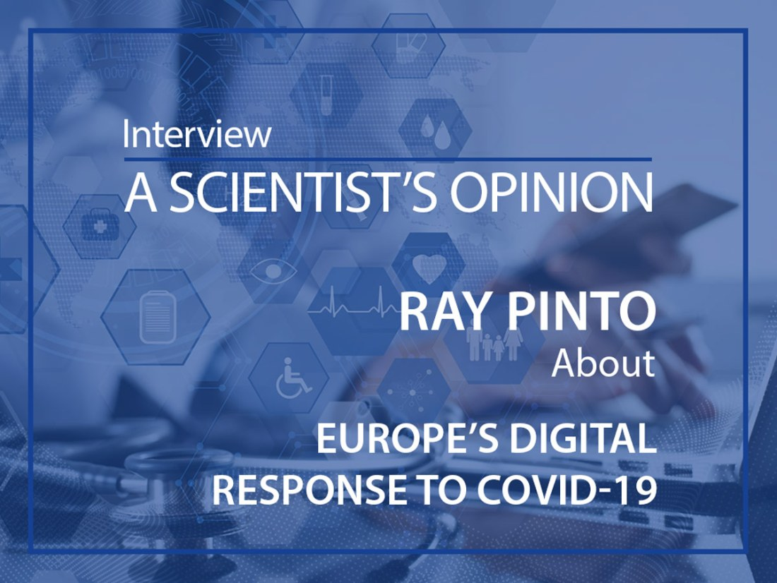 Ray pinto interview