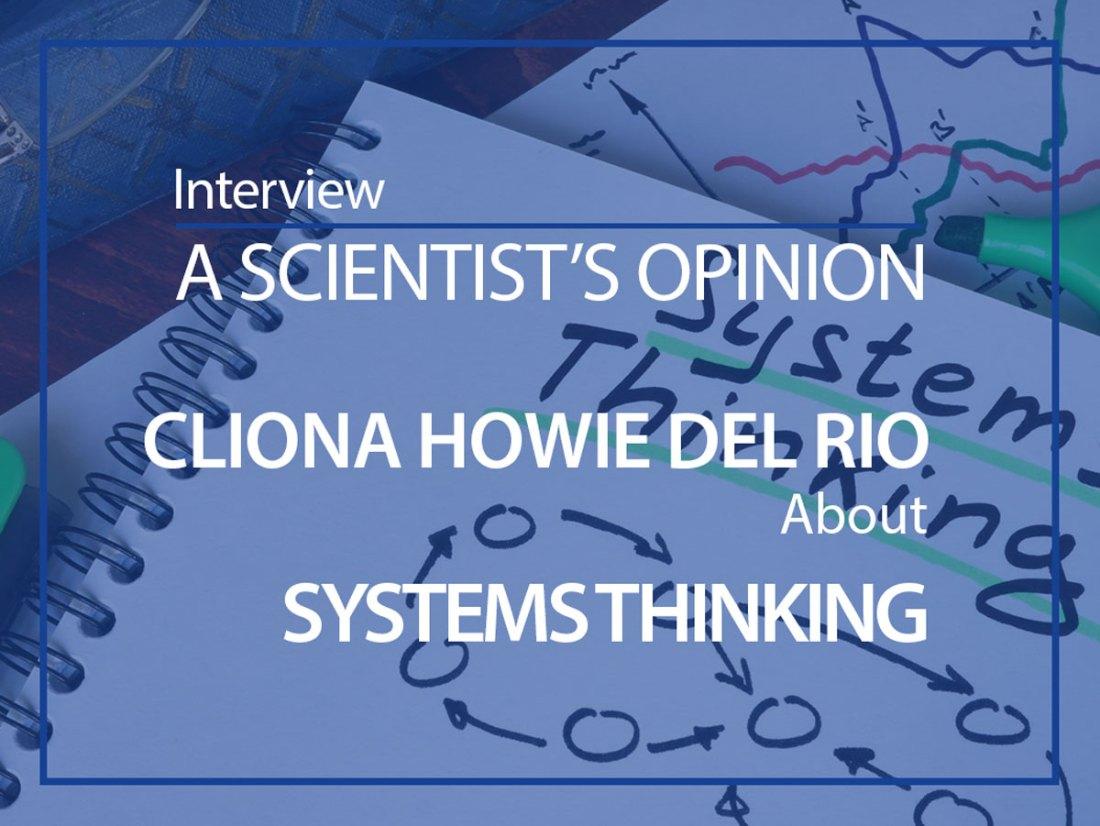 scientist opinion Cliona Howie del rio