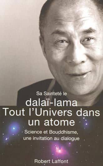 Le Dalaï-lama concilie dans son livre physique quantique et spiritualité