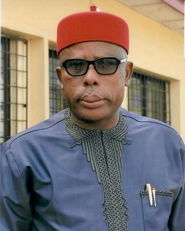 Late Prof. Samuel Ndubuisi.