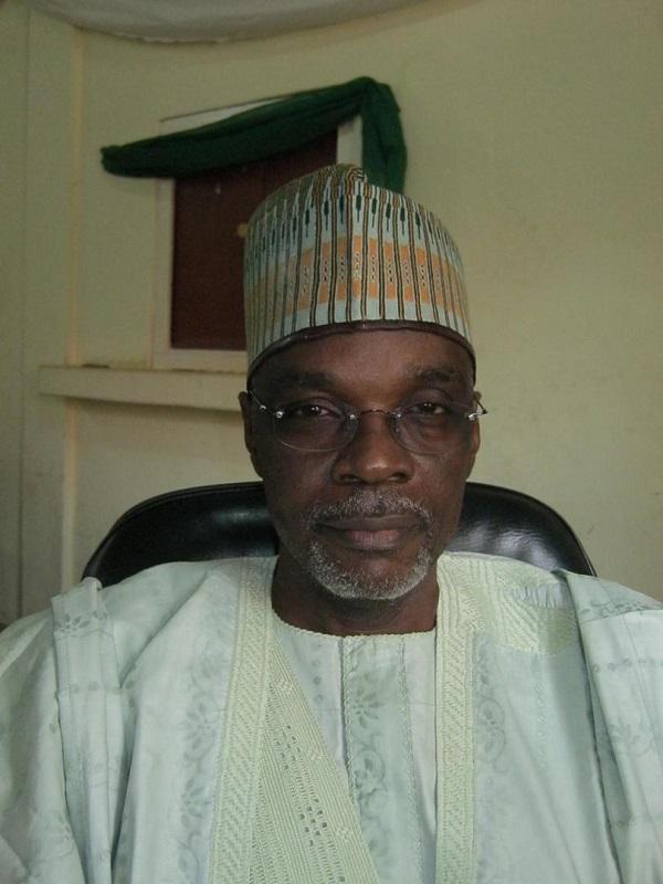 The permanent secretary, Ministry of Communications and Digital Economy, Mr. Bitrus Nabasu.
